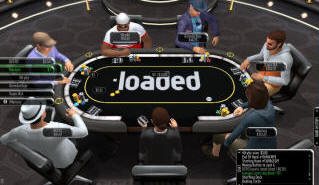 PKR Poker Room Loaded