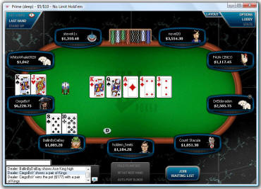 full tilt web casino